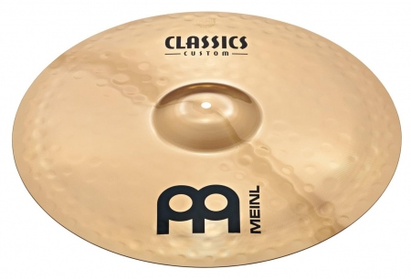 "Meinl Classics Custom Brilliant 20"" Medium Ride"