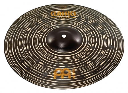 "Meinl Classics Custom Dark 18"" Crash"