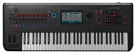 Yamaha Montage 6 Synthesizer 61 Tasten
