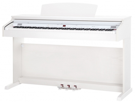 Classic Cantabile DP-50 WM piano electrico blanco mate