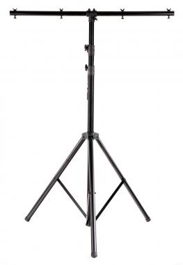 Showlite LS325 Light Stand with Crossbar for Stage/Concert Lighting for Up to 4 Lights 1.45m - 3.25 m Maximum Load 50 kg