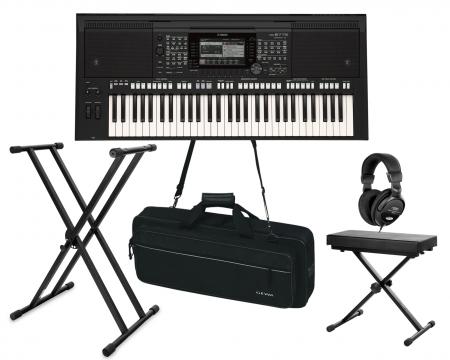 Yamaha PSR-S775 Keyboard Set Deluxe