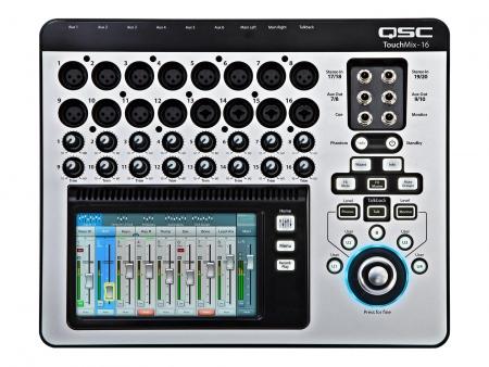 QSC TouchMix-16  - Retoure (Zustand: sehr gut)