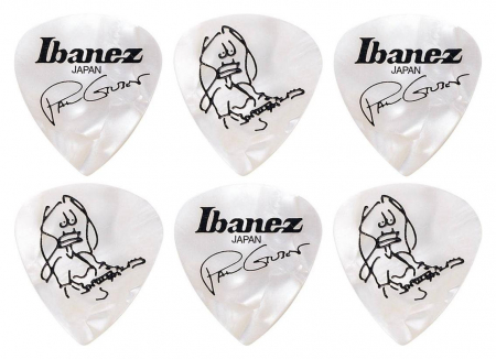 Ibanez B1000PG-PW Paul Gilbert Signature Heavy - 6er Pack