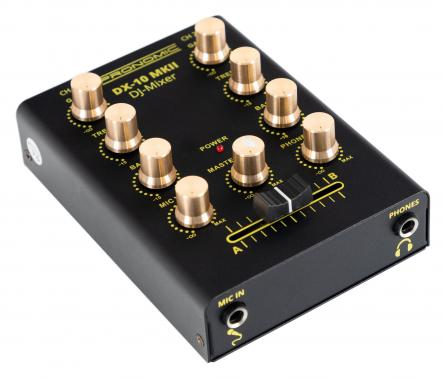 Pronomic DX-10 MKII DJ Mixer