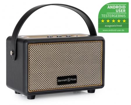 Bennett & Ross BB-820 Blackmore Junior Bluetooth Akku Lautsprecher  - Retoure (Zustand: sehr gut)