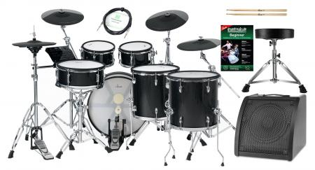 XDrum DD-670 PLUS Mesh E-Drum Kit Live Set
