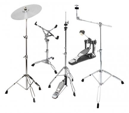 XDrum HP-Semi5 Hardware Pack 5-teilig