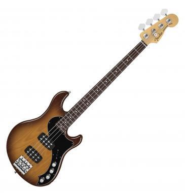 Fender American Deluxe Dimension Bass HH RW VB
