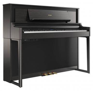 Roland LX706-CH Digitalpiano Anthrazit