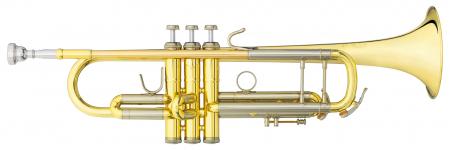B&S 3137-L Challenger I Bb-Trompete  - Retoure (Zustand: sehr gut)