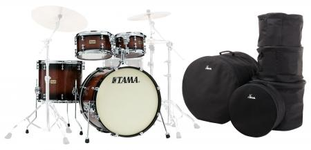 Tama LKP42HTS-GKP S.L.P. Drum Kit Dynamic Kapur Set mit Taschen