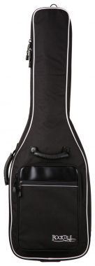 Rocktile 1/2 Classical Guitar Gig Bag Padded + Backpack Straps Black