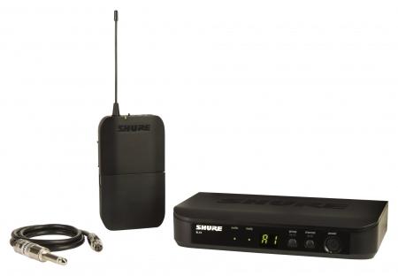 Shure BLX14 S8 Instrument Funksystem