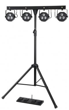Showlite LB-4390 LED Komplettanlage RGB Licht System  - Retoure (Zustand: sehr gut)