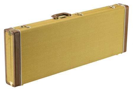 Fender Koffer/Case Classic Series Strat/Tele Tweed