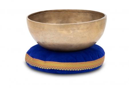 XDrum Omshanti bol chantant 22 cm set avec coussin