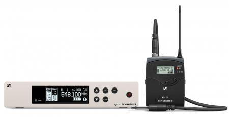 Sennheiser EW 100 G4-Ci1 Instrument Funkset 1G8