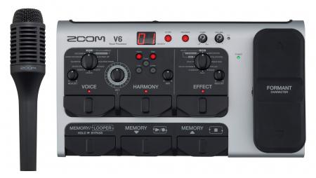 Zoom V6 Vocal Prozessor  - Retoure (Zustand: sehr gut)