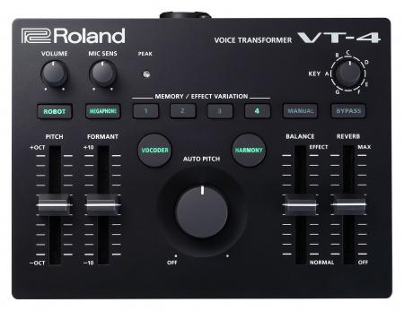 Roland VT-4 Voice Performer  - Retoure (Zustand: sehr gut)