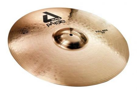 "Paiste Alpha 20"" Full Ride brilliant"