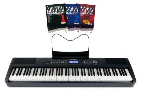 McGrey SP-100 Plus Stage Piano Music Set