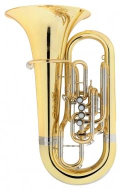 Lechgold FT19/5 tuba en Fa vernis