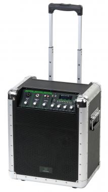 Pronomic PPA8M Akku-Aktivbox 22 Watt  - Retoure (Zustand: sehr gut)