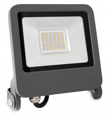 Showlite FL-4030 WW LED Fluter IP65 30 Watt 2400 Lumen warm-weiß