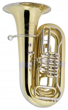 "Cerveny CVBB 683-4R ""Arion"" Bb-Tuba"