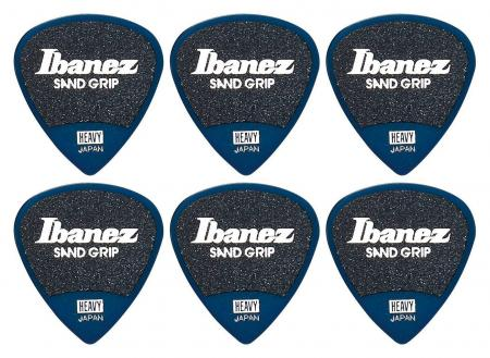 Ibanez PA16HSG-DB Grip Wizard Sand Heavy - 6er Pack