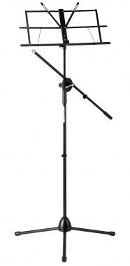 Classic Cantabile NSM-100 Notenständer mit Mikrofongalgen