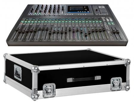 Soundcraft Si Impact Set inkl. Haubencase
