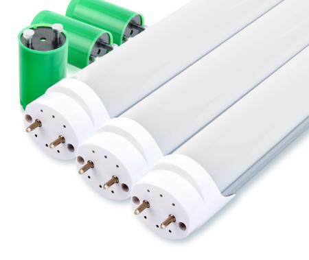 Showlite LED tube 1500mm T8W10K45F-600 set of 3