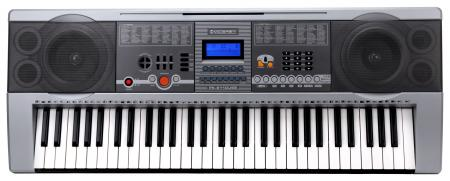 McGrey PK-6110 teclado USB  con 61 teclas, USB/MP3-Player y soporte para notas
