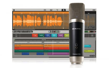 M-Audio Vocal Studio Ignite  - Retoure (Zustand: sehr gut)