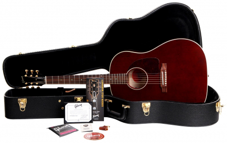 Gibson J-45 Flamed Maple Edition  - Retoure (Zustand: sehr gut)