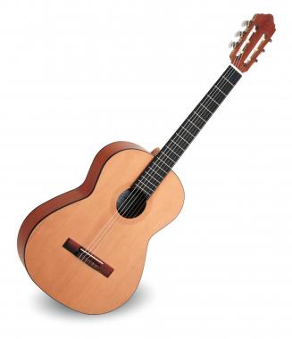 Calida Cadete Konzertgitarre 7/8 Zeder Matt - Made in Portugal