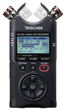 Tascam DR-40X Digitalrecorder