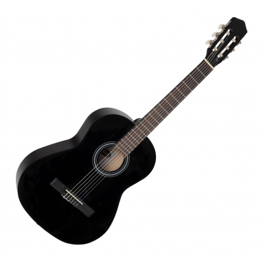 Calida Benita classical guitar 7/8 black
