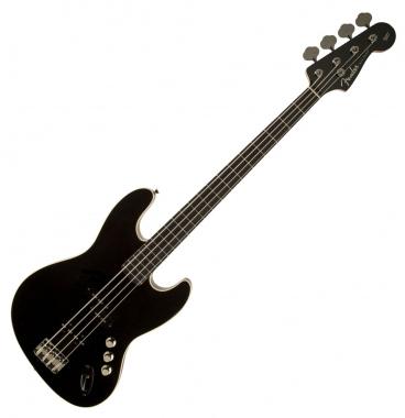 Fender Deluxe Aerodyne Jazz Bass RW BLK