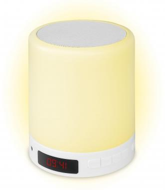 Beatfoxx NLS-66BT Night Light Speaker con Bluetooth