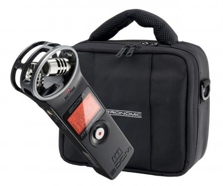 Zoom H1 MB SET + Pronomic RB-Flex Bag
