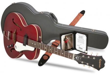 Epiphone Ltd. Ed. James Bay Century Outfit