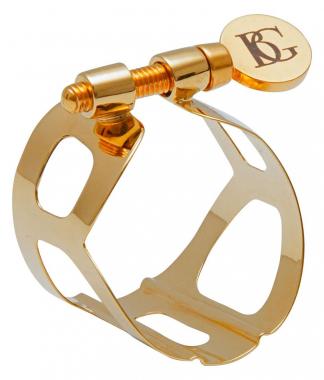 BG Blattschraube L11 Tradition Gold Plated für Altsaxophon