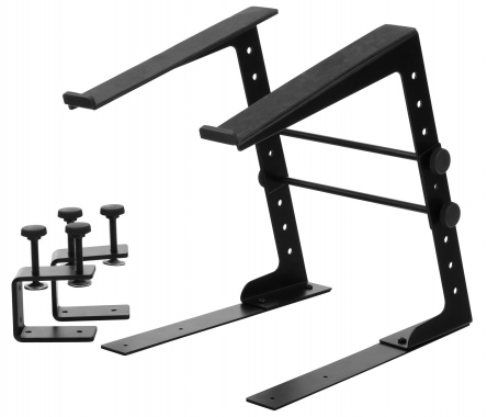 Pronomic LS-110 Laptop Stand with brackets
