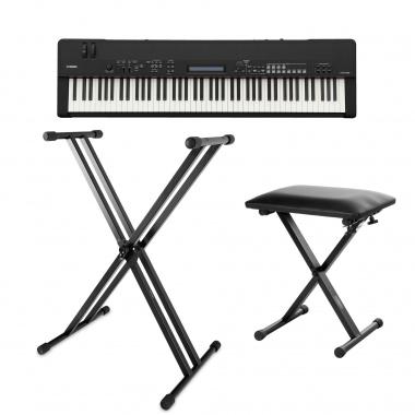 Yamaha CP40 STAGE Stagepiano Set + Ständer +Bank