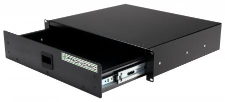 Pronomic RD-102 Rack Drawer 2 U