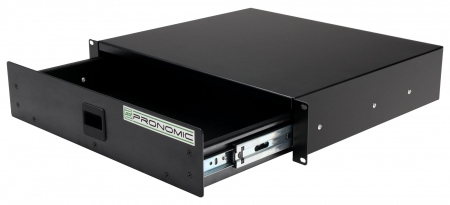 Pronomic RD-102 Rack à Tiroirs 2 HE