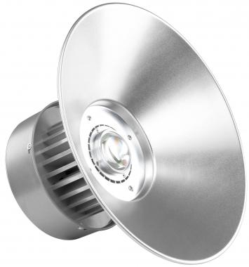 Showlite HBL-50 COB LED High Bay Hallenstrahler 50W  - Retoure (Zustand: sehr gut)